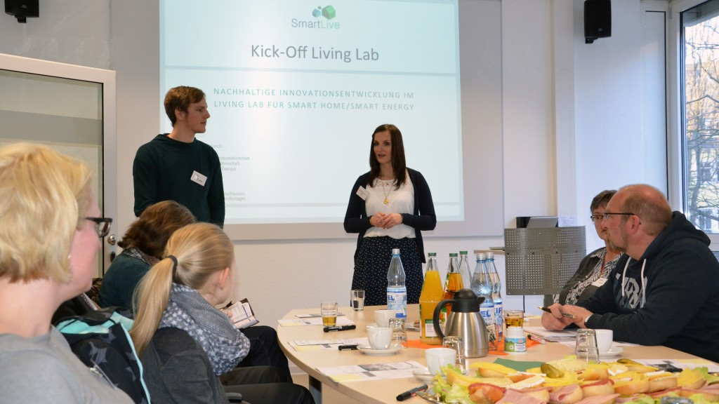 Kick-Off Living Lab Workshop I