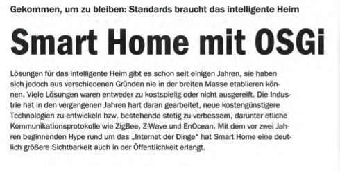 EclipseMagazin_Smart Home mit OSGi